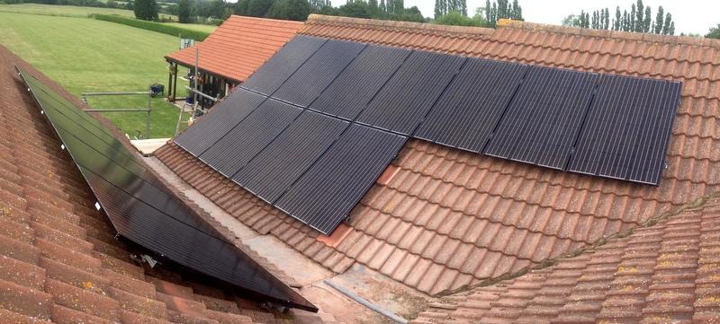 Pv Renewable Energy Ltd Heat Pumps Solar Pv Ashp