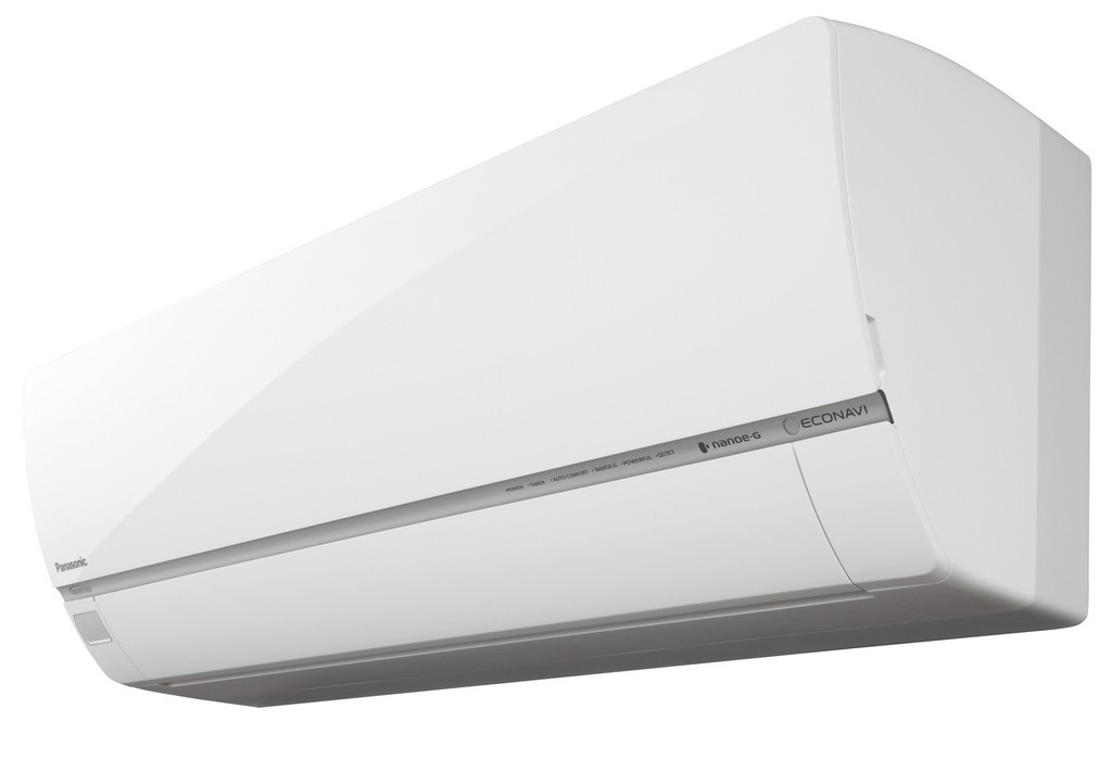 Panasonic Etherea heatpump indoor unit.