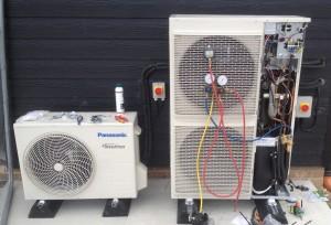 Panasonic Aquarea Heatpump (ASHP) kelvedon Essex