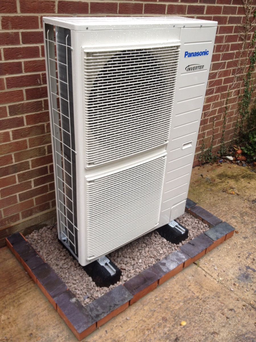 Panasonic Aquarea Air to Water Heat Pump , Chelmsford, Essex.